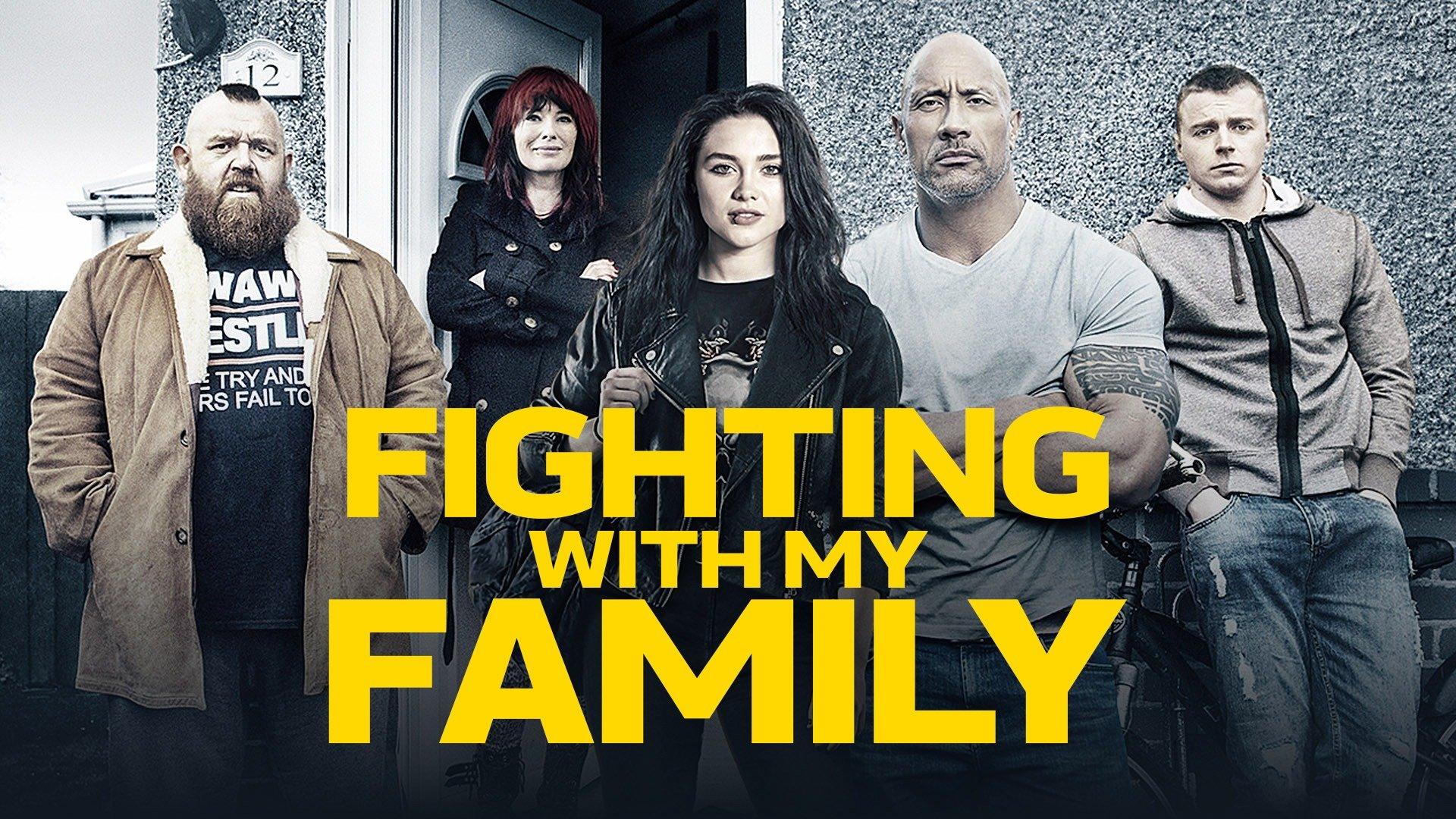 Fighting with my family Norwich